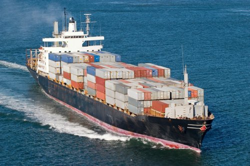 corporation as container ship