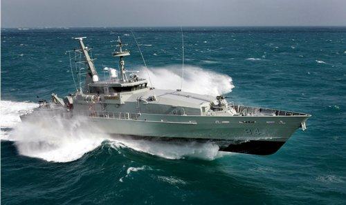startup as patrol boat
